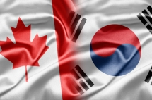 Canada and South Korea